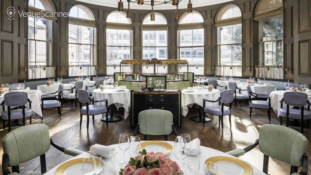 Hire The Langham Hotel London Roux at the Landau