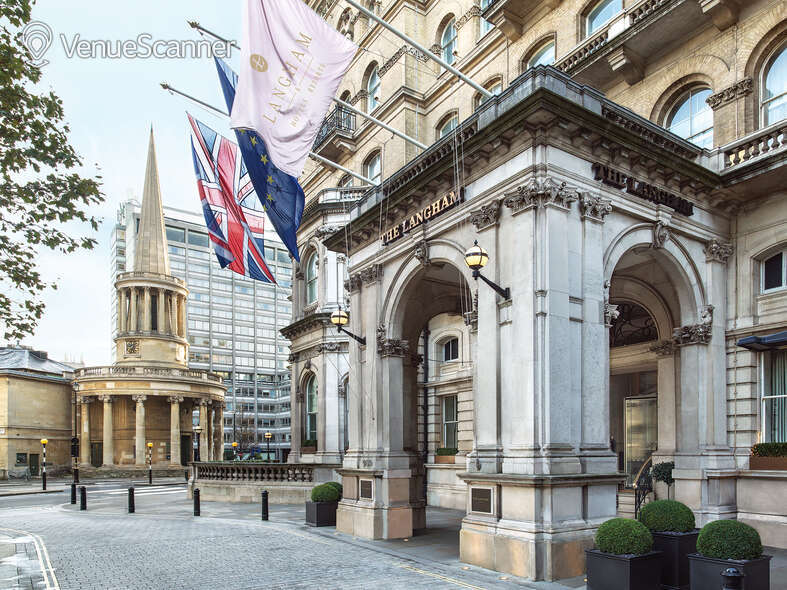 Hire The Langham Hotel London 1