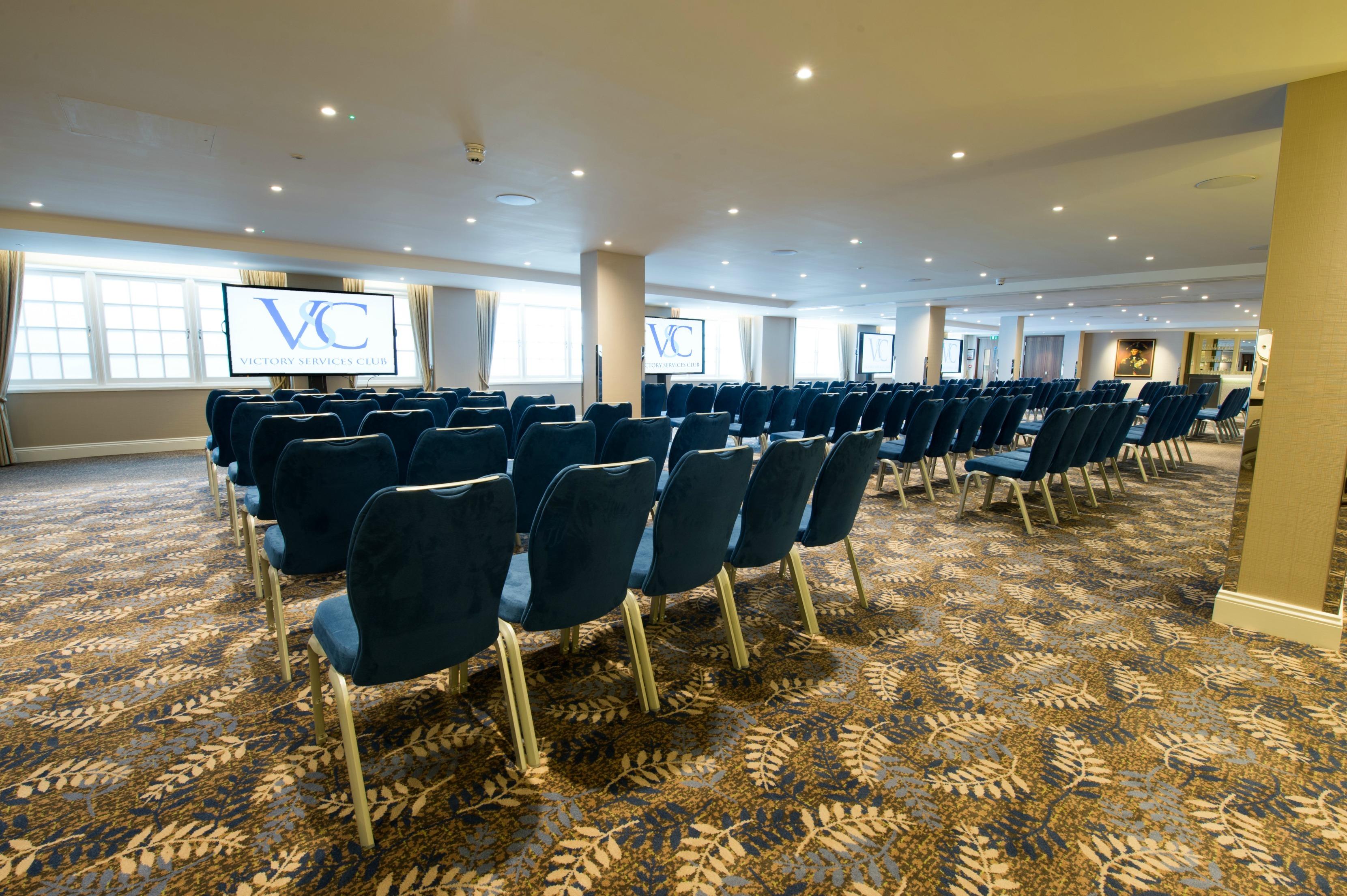 Hire Victory Services Club Trafalgar Room Venuescanner