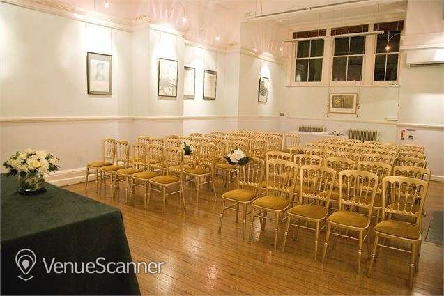 Hire St Bride Foundation Farringdon Room