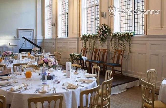 Hire St Bride Foundation Bridewell Hall 2