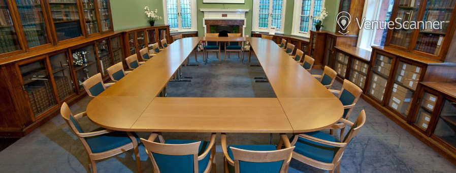 Hire St Bride Foundation Passmore Edwards Room