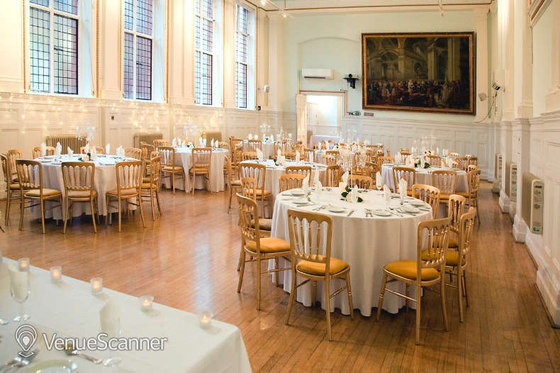 Hire St Bride Foundation Bridewell Hall