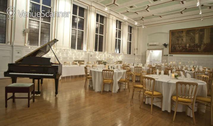 Hire St Bride Foundation Bridewell Hall 1