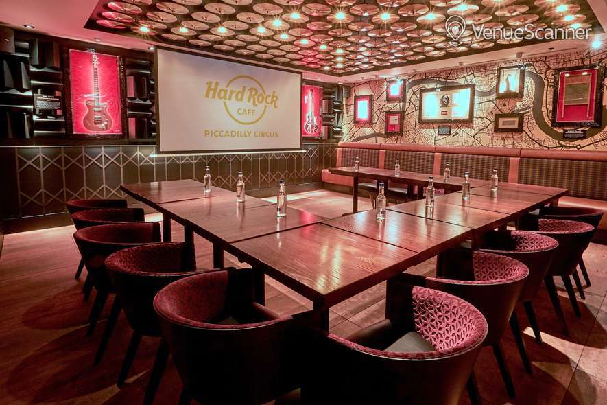 Hire Hard Rock Cafe Piccadilly Circus Legends Room 1