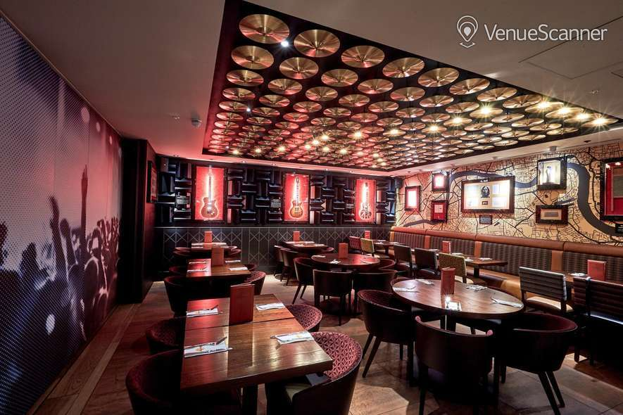 Hire Hard Rock Cafe Piccadilly Circus Legends Room