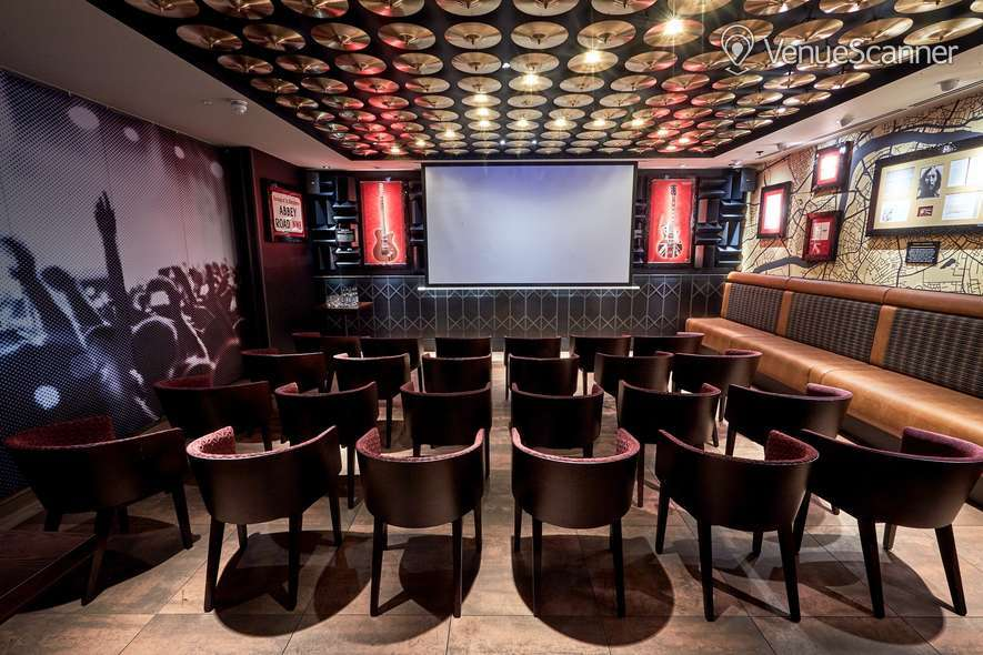 Hire Hard Rock Cafe Piccadilly Circus Legends Room 2