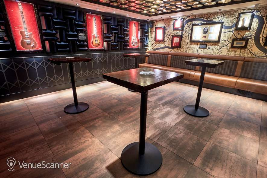 Hire Hard Rock Cafe Piccadilly Circus Legends Room 3