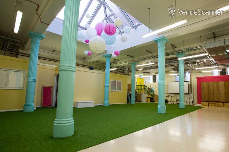 Hire The Minded Institute The Atrium Hall