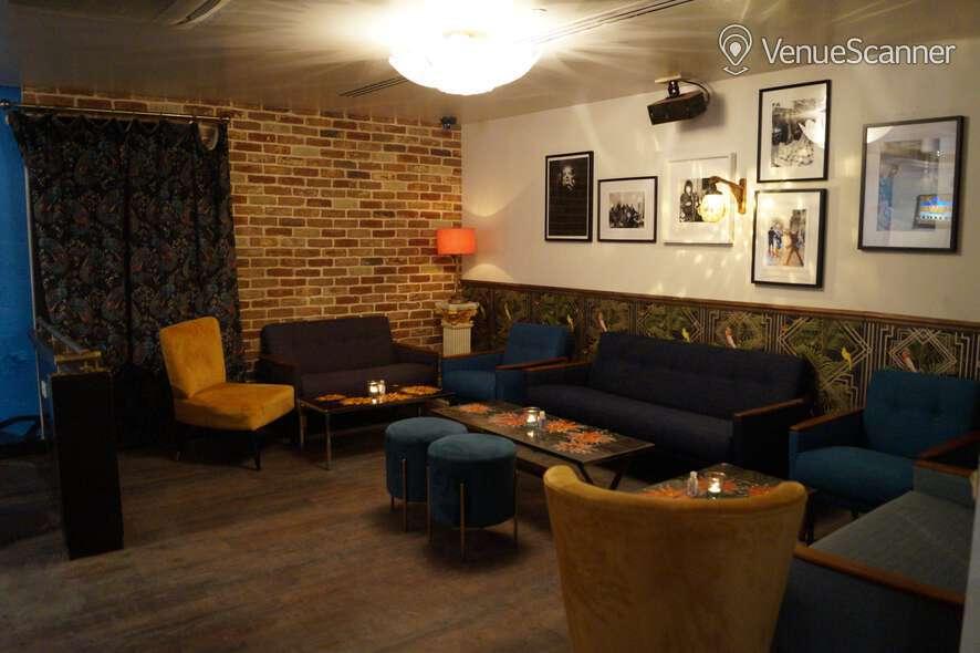 Hire Callooh Callay Chelsea Geisha Lounge  1