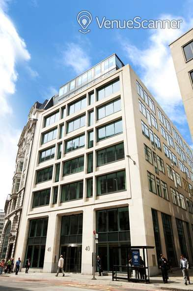 Hire I2 Office London Gracechurch Dunbar 4