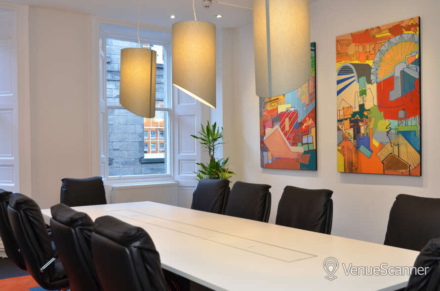 Hire Nexus Business Space Edinburgh Boardroom 1