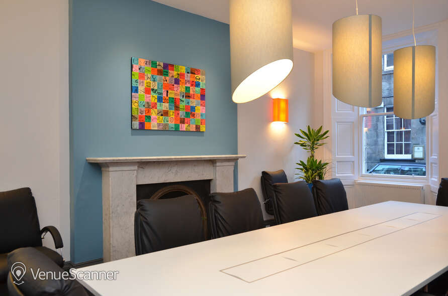 Hire Nexus Business Space Edinburgh Boardroom 3