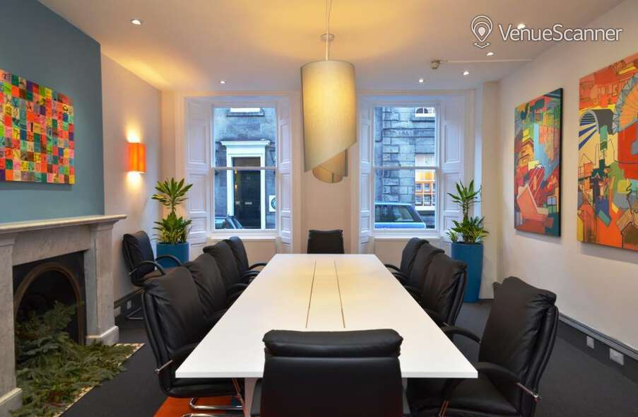 Hire Nexus Business Space Edinburgh Boardroom