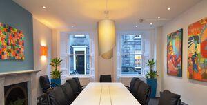 Nexus Business Space Edinburgh, Boardroom