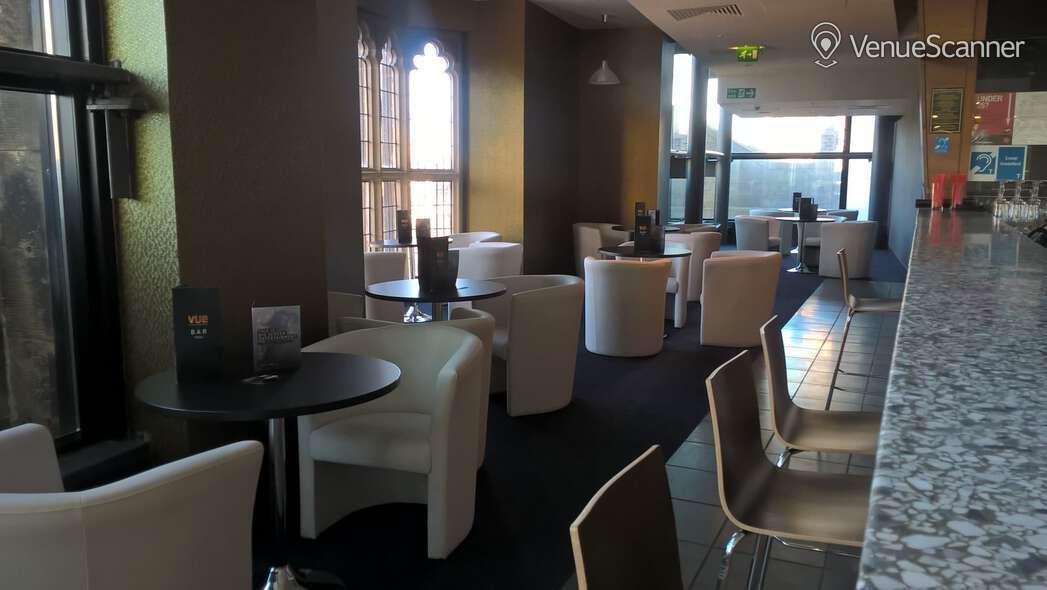 Hire Vue Cinema Edinburgh Omni Centre Screens 4