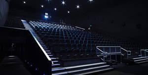 Vue Cinema Edinburgh Omni Centre, Screens