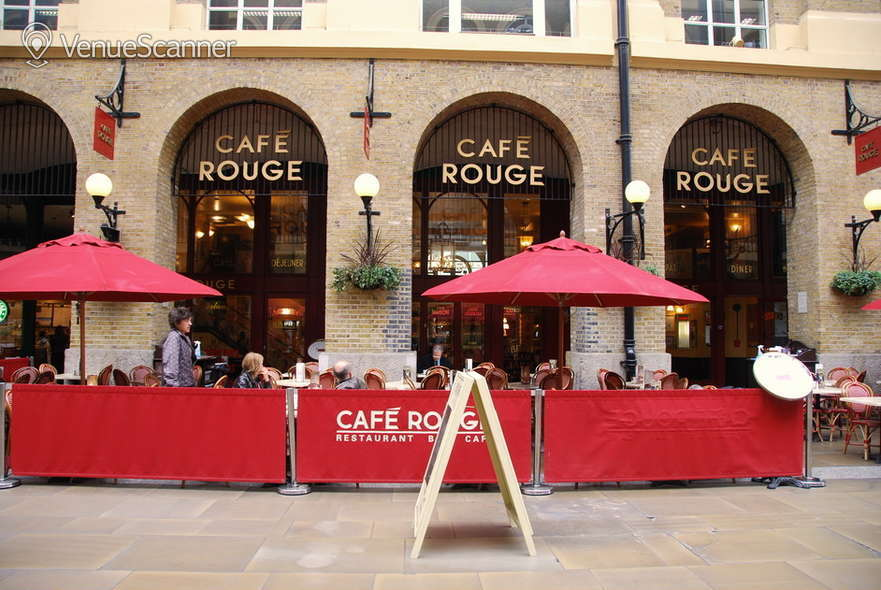 Hire Cafe Rouge Hay's Galleria Private Dining 4