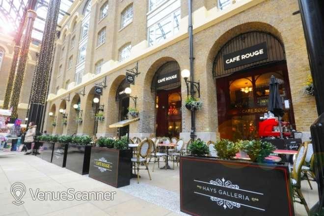Hire Cafe Rouge Hay's Galleria Restaurant