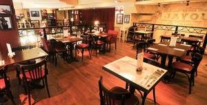 Cafe Rouge Hay's Galleria, Private Dining