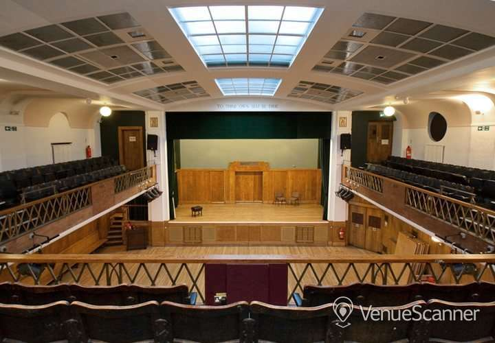 Hire Conway Hall Main Hall 2