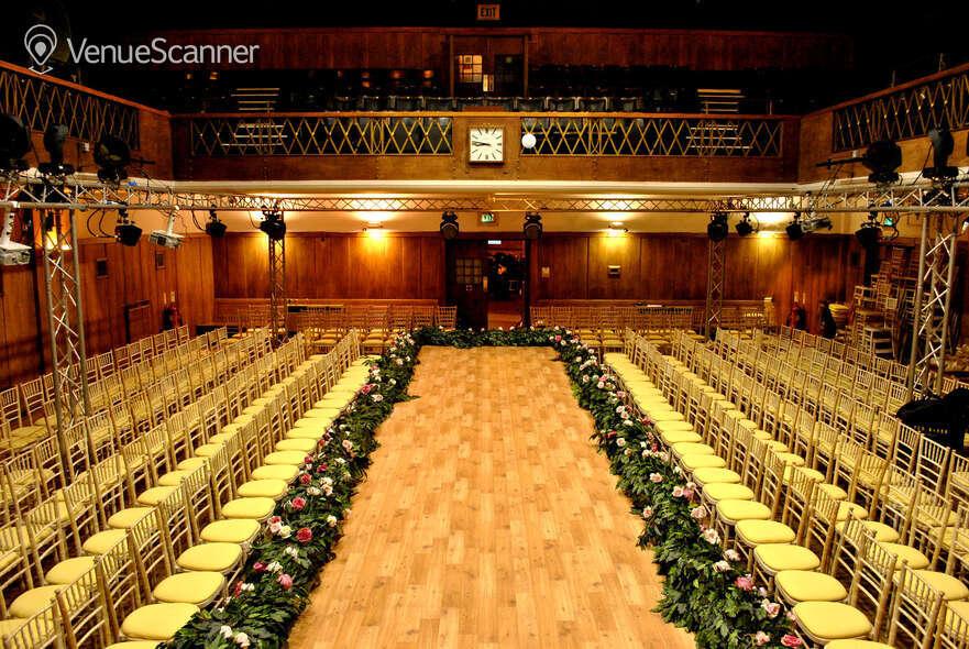 Hire Conway Hall Main Hall 6