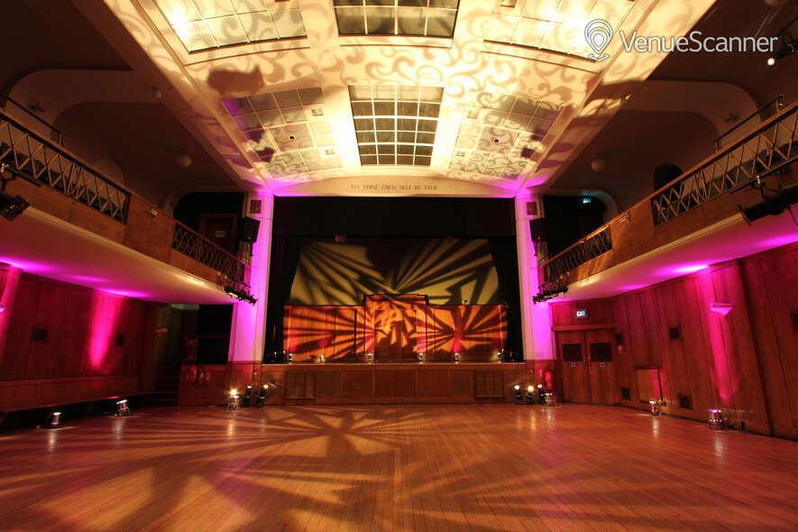 Hire Conway Hall Main Hall