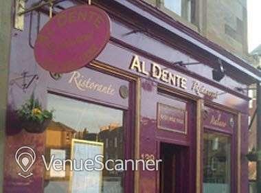 Hire Aldente Restaurant Dining Room 1