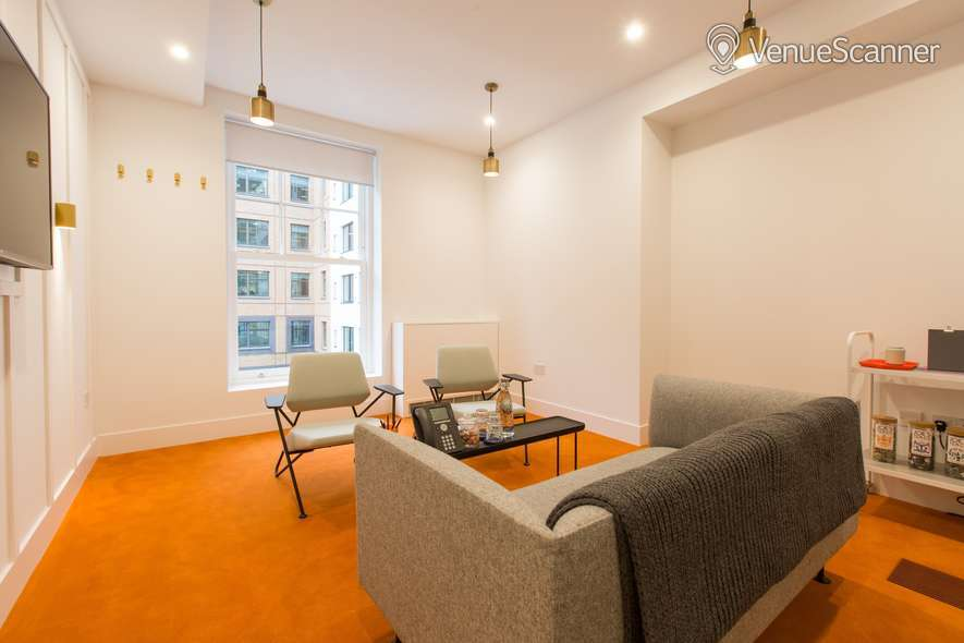 Hire The Office Group Wimpole St Meeting Room 8