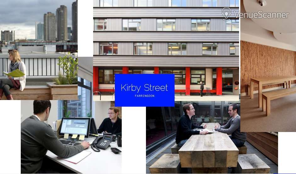 Hire The Office Group Kirby Street Meeting Room 1 1