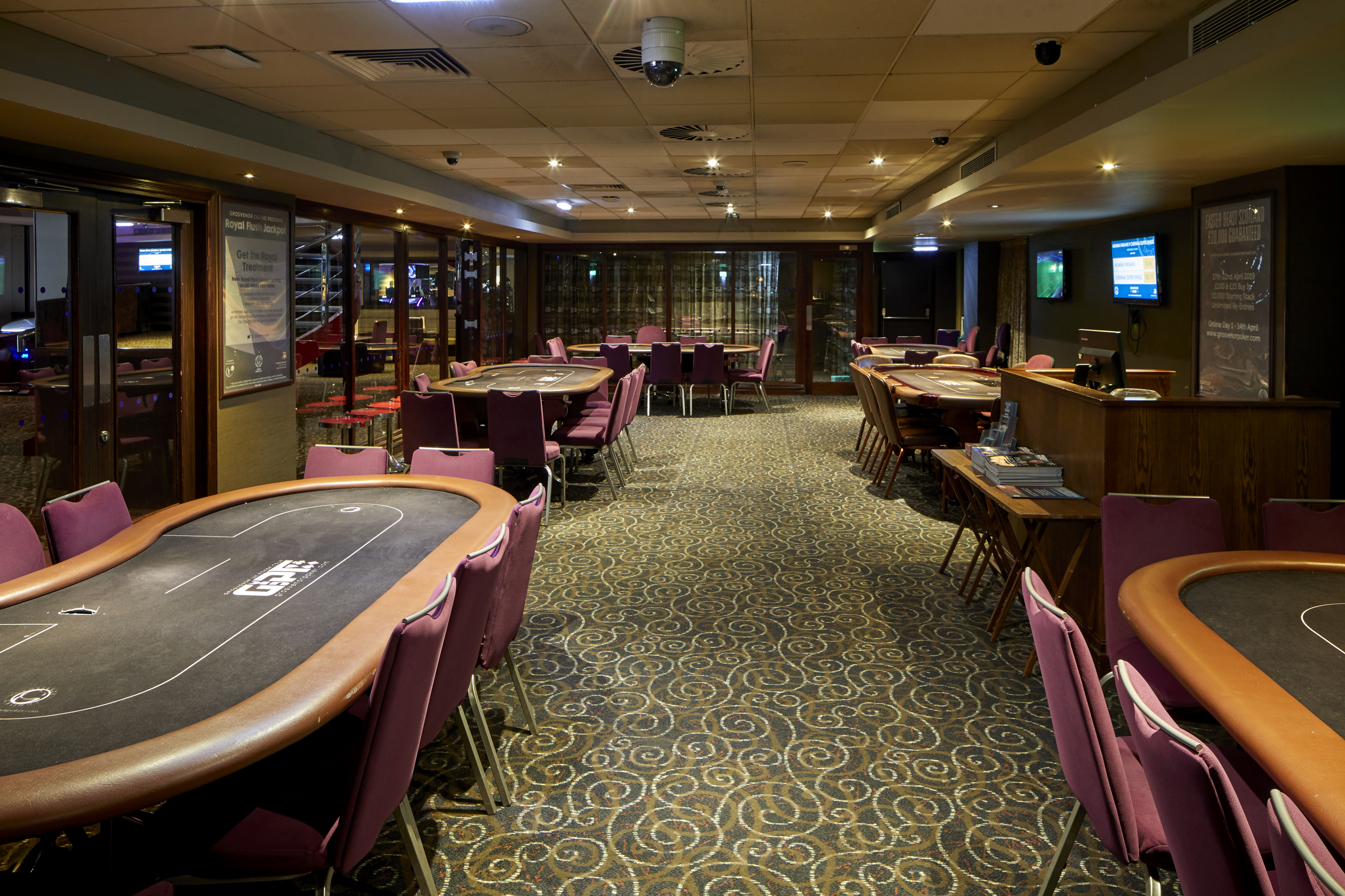Argyll Casino Poker Room