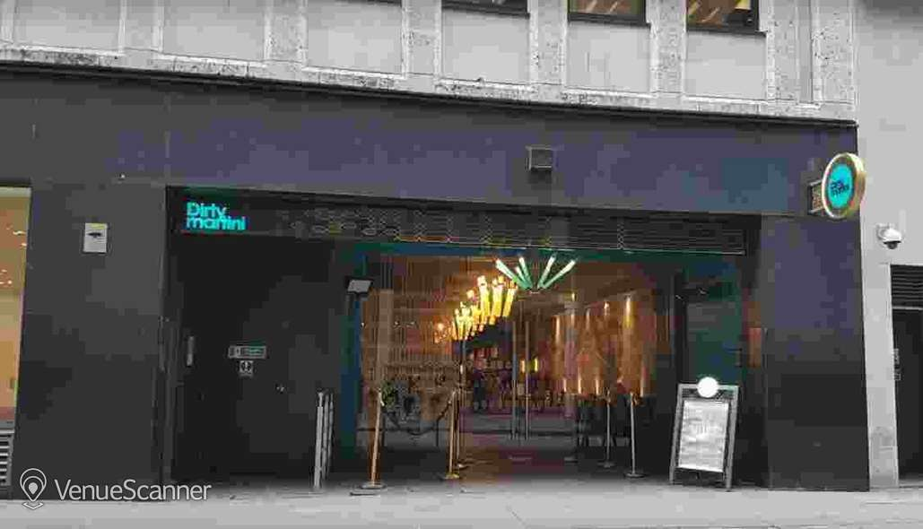 Hire Dirty Martini St Pauls Exclusive Venue Hire 1