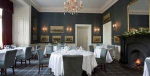 The Roxburghe Hotel Dining Room 0