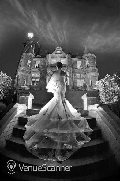 Hire Sherbrooke Castle Hotel Wedding Hire 1