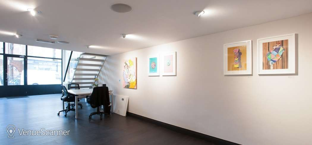 Hire Old Brompton Gallery Pop-Up Venue 13