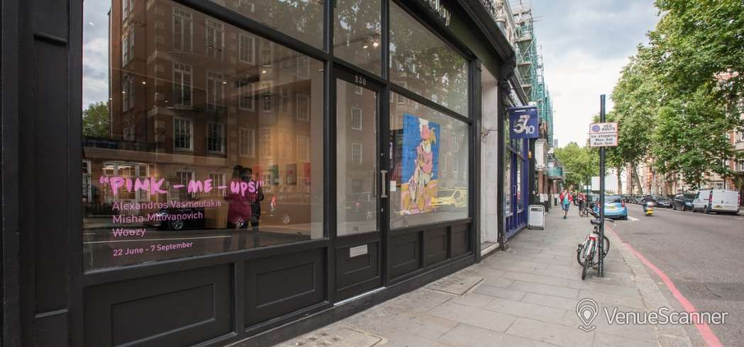 Hire Old Brompton Gallery Pop-Up Venue 17