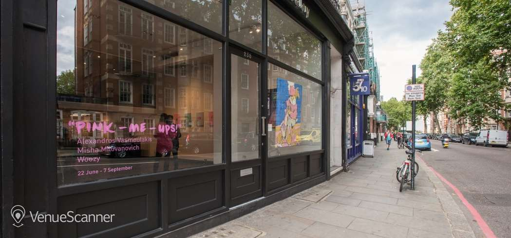 Hire Old Brompton Gallery Pop-Up Venue 8