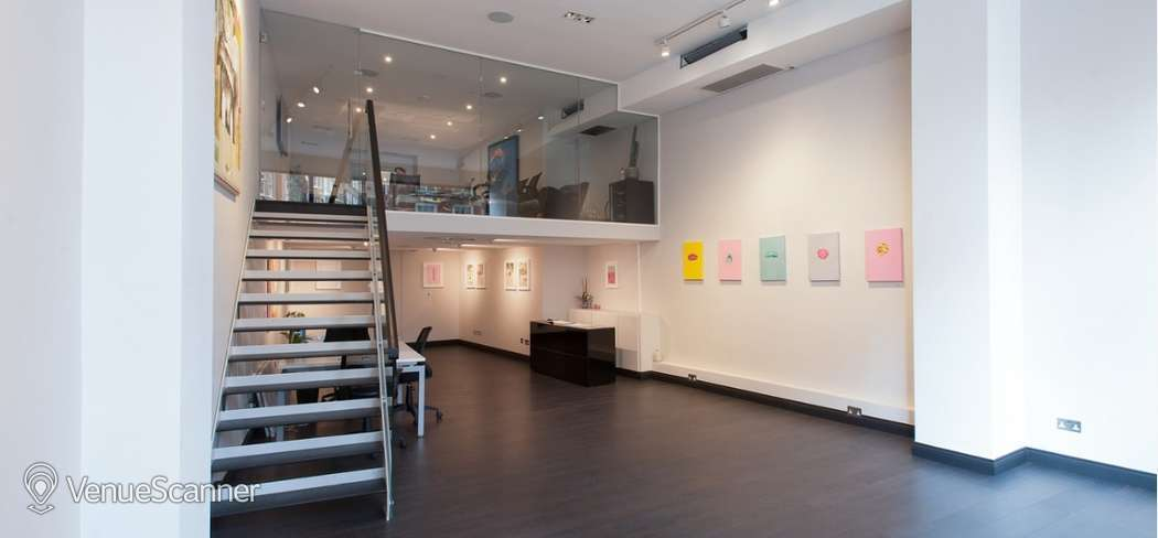 Hire Old Brompton Gallery Pop-Up Venue 2