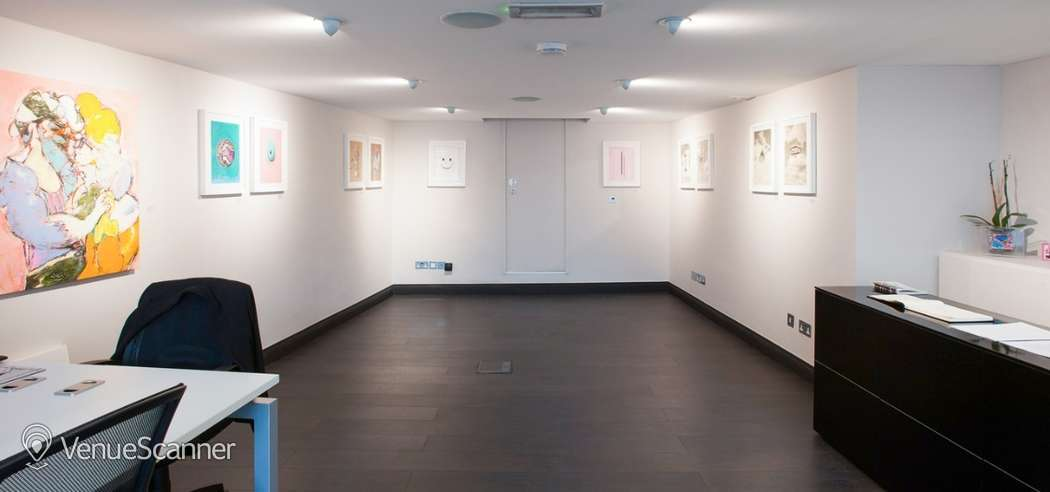 Hire Old Brompton Gallery Pop-Up Venue 12