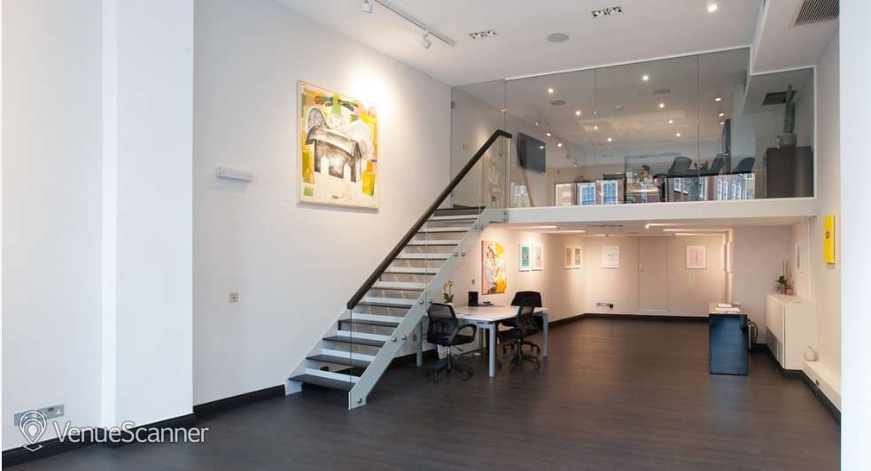 Hire Old Brompton Gallery Pop-Up Venue 1