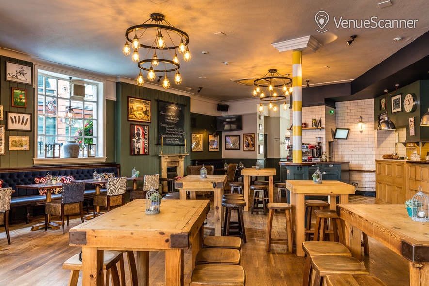 Hire The Phoenix Victoria Drinks Table in the Main Bar 2