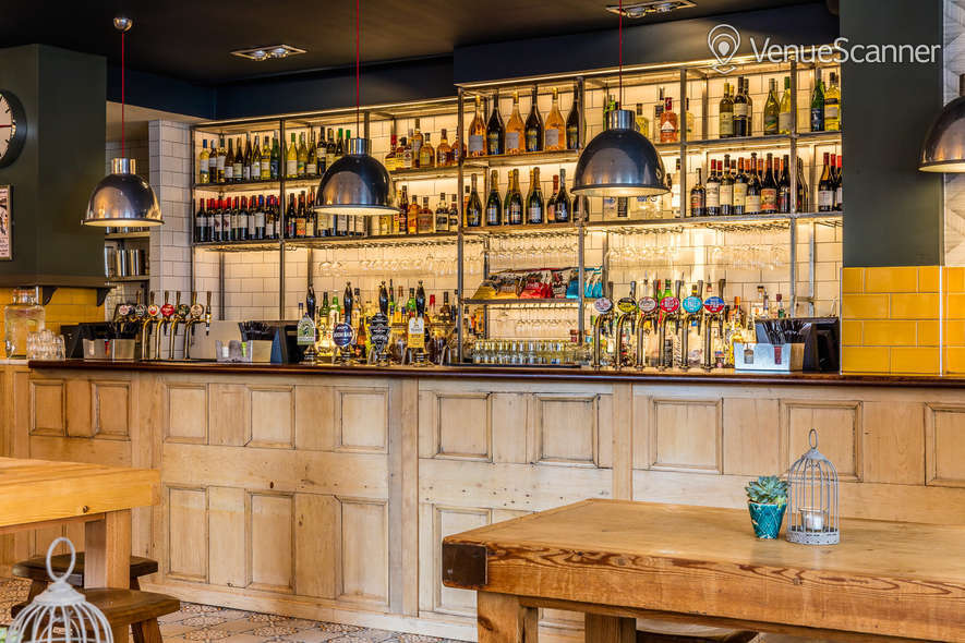 Hire The Phoenix Victoria Drinks Table in the Main Bar 1