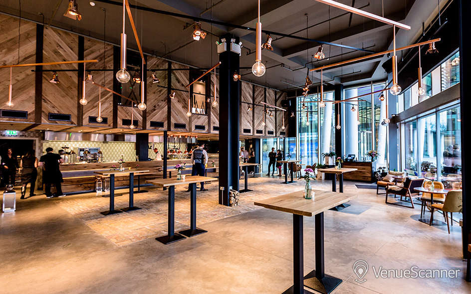 Hire The Refinery - Regent's Place Exclusive Hire 3