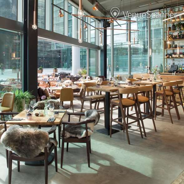 Hire The Refinery - Regent's Place Exclusive Hire 6