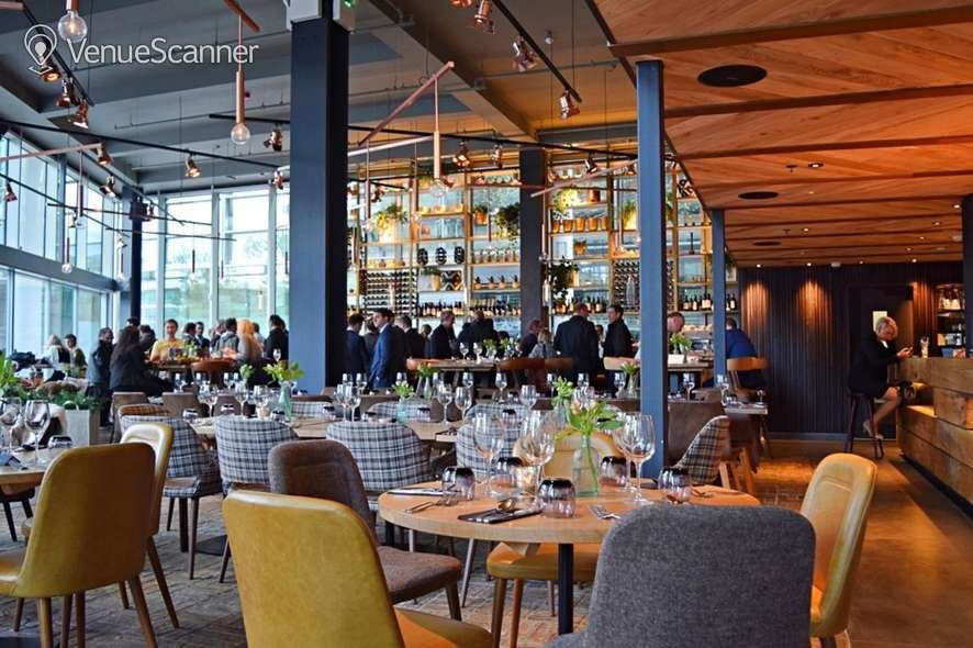 Hire The Refinery - Regent's Place Exclusive Hire