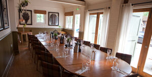 The Swan, Private Dining Room