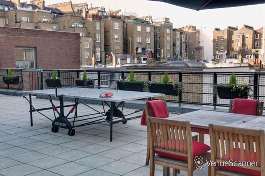 Hire 65 Queen's Gate Rooftop Terrace 2
