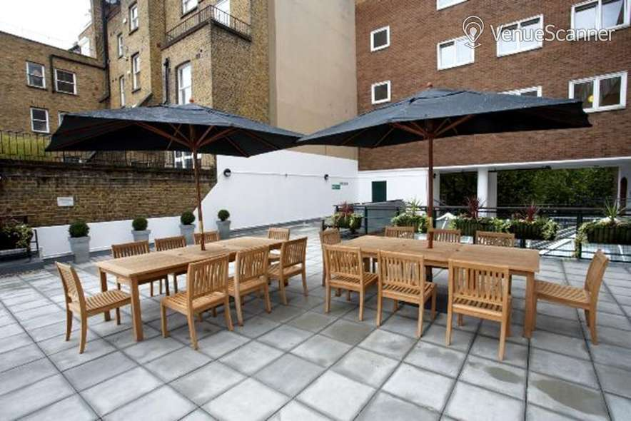 Hire 65 Queen's Gate Rooftop Terrace 3