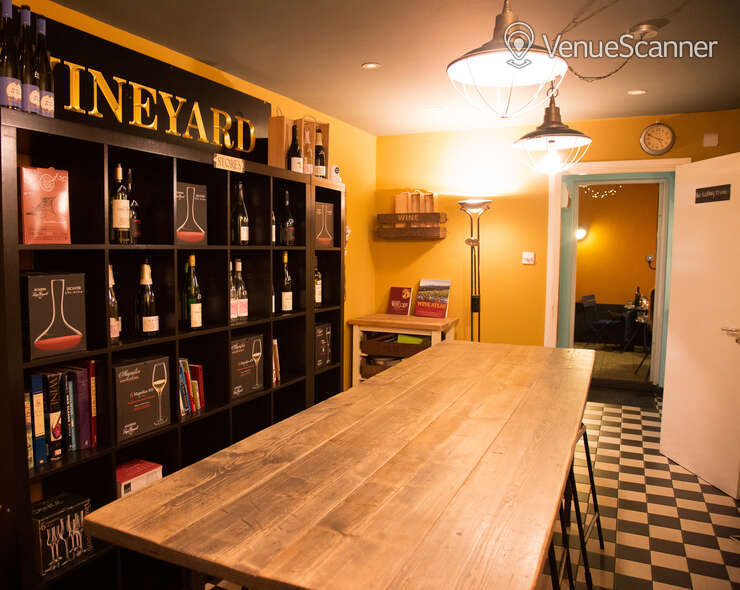 Hire The Wine Parlour Private Meeting Room