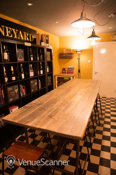 Hire The Wine Parlour Private Meeting Room 1